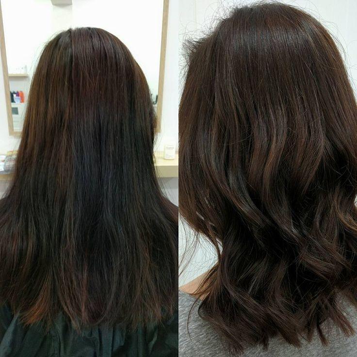 Colour correction in salon - Bristle & Bones Camp Hill
