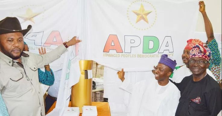 The Peoples Democratic Party (PDP) has rejected any connections with the newly formed Advance Peoples Democratic Alliance (ADPA)