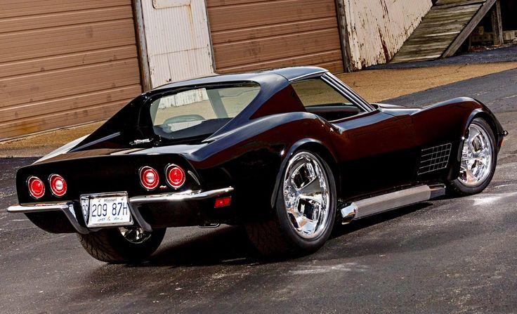 Corvettes For Ever : Photo