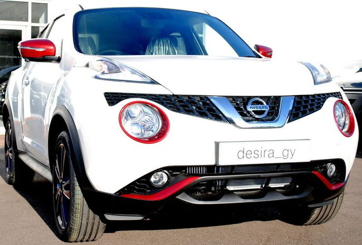 New Nissan Juke Exclusive Exterior Style Pack FORCE RED New Genuine KE600BV011RD