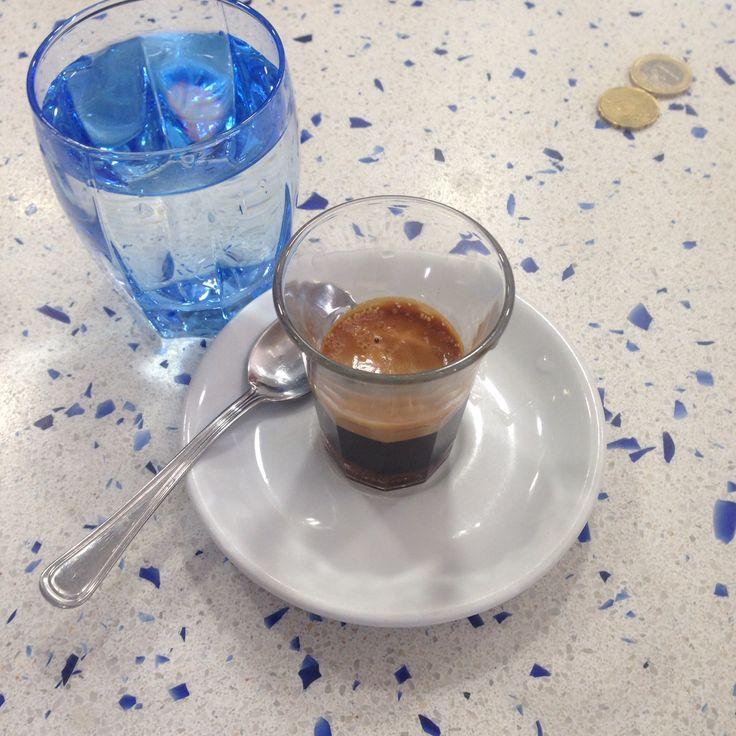 #coffee #glass #morning