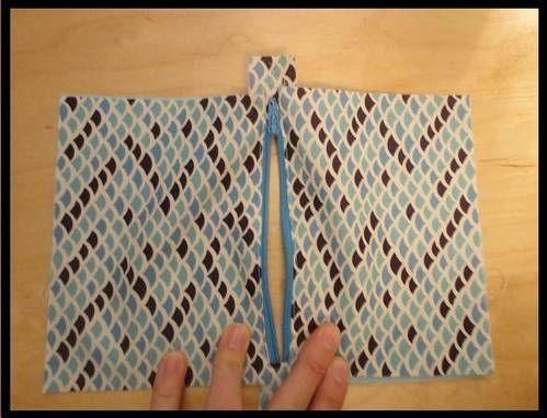 Zippered Clutch Tutorial - PURSES, BAGS, WALLETS
