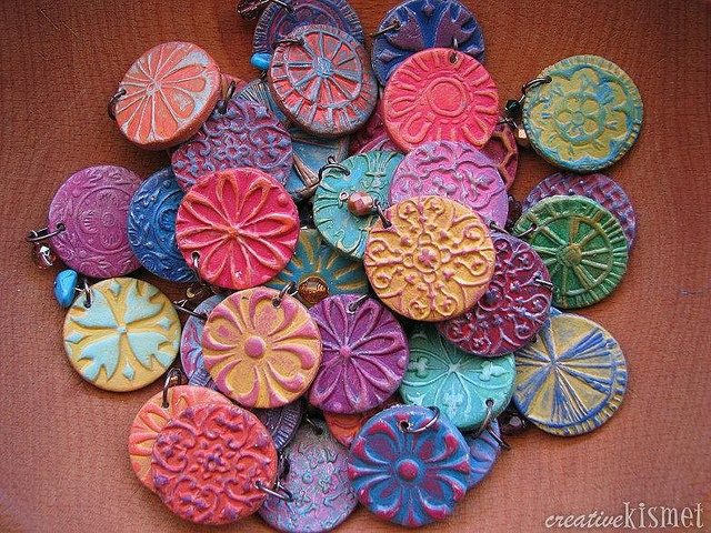 37 best images about crafts paper clay on pinterest for Paper clay projects