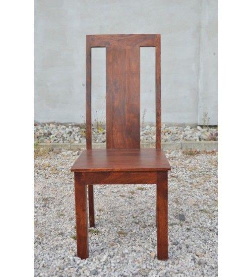 #Indyjskie drewniane #krzesło Model: sf-05 dostępna tylko @ 350 zł. Kup teraz @ http://goo.gl/eQc1bY