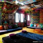 Awesome Deluxe Hippie Bedroom Design