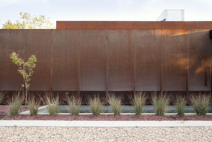 Hufft Projects: House Design, Metals House, Hufft Projects, Corten Steel Facades, Modern House, Metals Resident, Outdoor Design, Architecture Metals, Heavy Metals