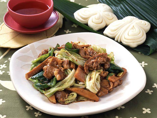 おなじみ回鍋肉(ホイコーロー) | S エスビー食品株式会社