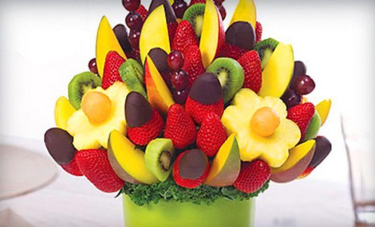 10 best Edible Arrangements images on Pinterest   Edible fruit ...