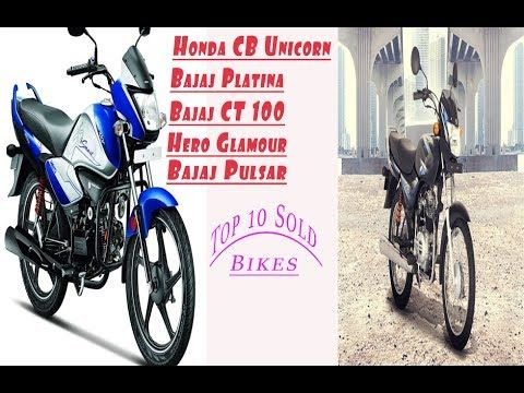 Top 10 Selling Motorcycles in India ; Huge Sell After Demonetisation