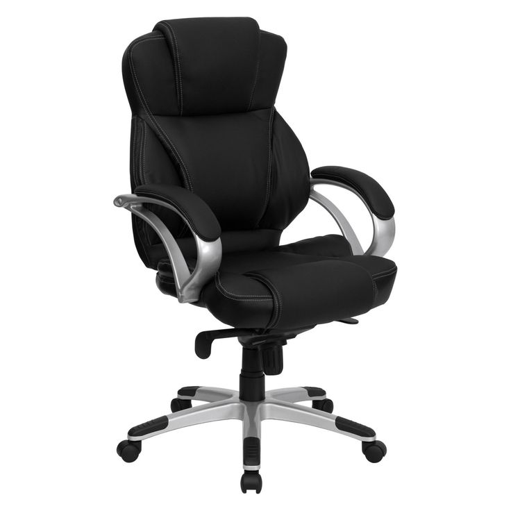 Flash Furniture Miller High Back Contemporary Office Chair - H-9626L-2-GG
