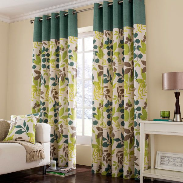 Buy Teal Jakarta Curtain Collection Online