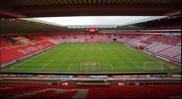 Stadium of Light #9inesports #Sunderland
