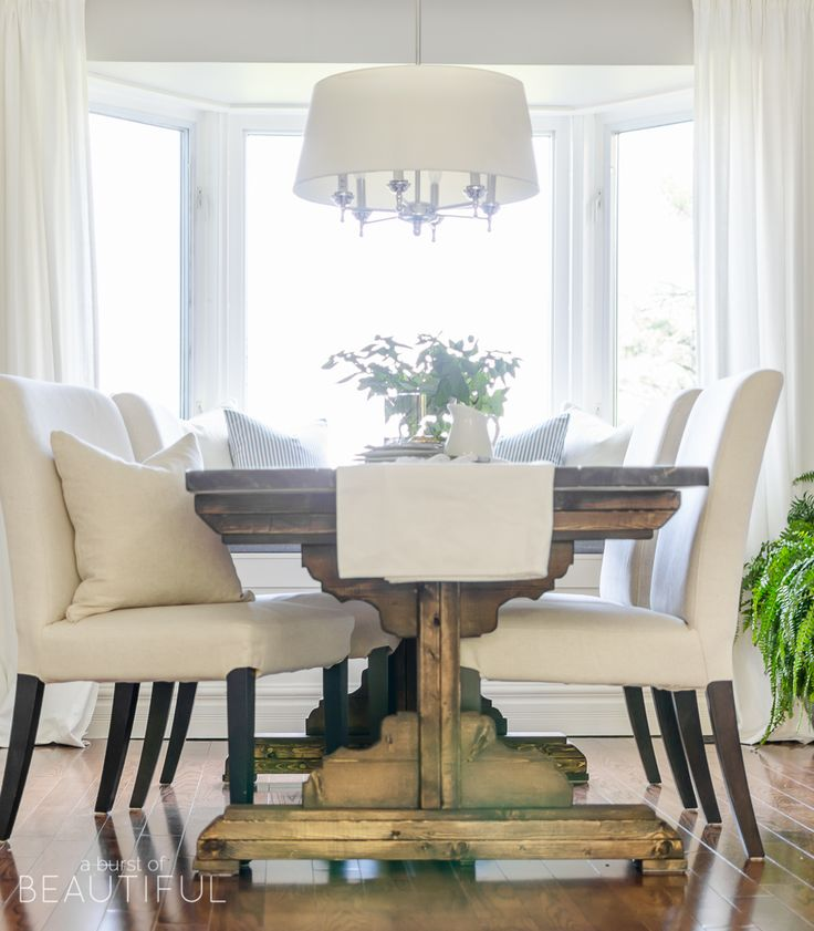 Free Dining Room Table Plans: 18 Best Ottoman Tray Images On Pinterest