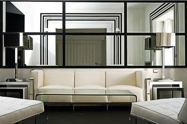 1000 ideen zu wohnzimmer spiegel auf pinterest gem tliche wohnzimmer home deco und lounge decor. Black Bedroom Furniture Sets. Home Design Ideas