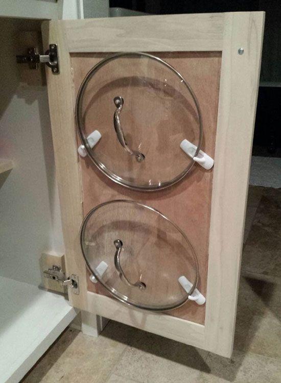 Best 20+ Cheap kitchen storage ideas ideas on Pinterest Pot lid - kitchen storage ideas for small spaces