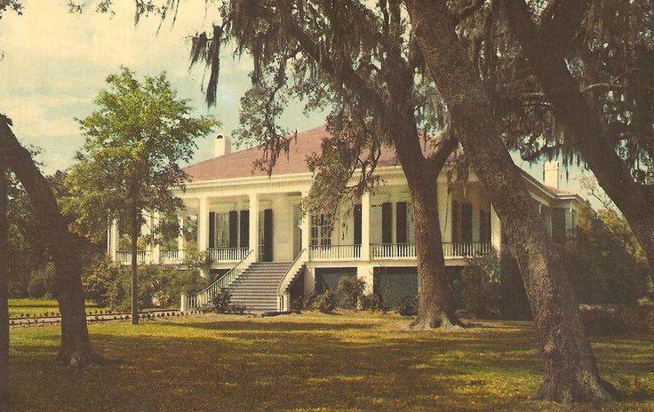 Missy's Snapshots: My Grandmother's Home (Della Antoinette Mazerat Love)
