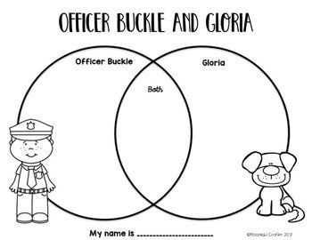 Officer Buckle and Gloria Book Companion