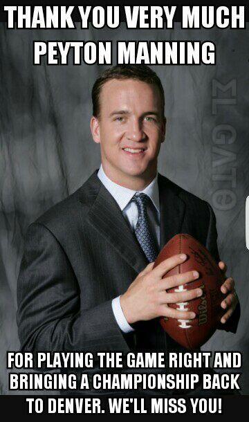 Thank you Peyton!
