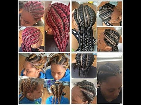 2016/2017 Latest Ghana Weaving Styles Collection