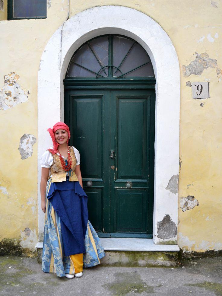"""costume per rievocazione """"Martiri 1799"""" scuola media """"A.Capraro"""""""