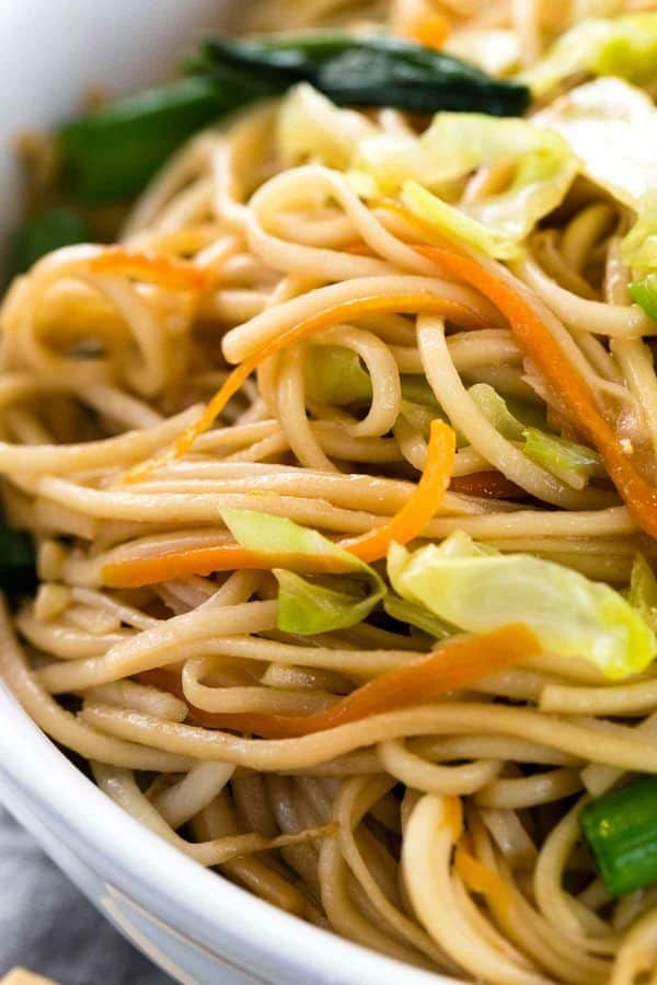 Chow Mein Recipe Chow Mein Chow Mein Recipe Vegetable