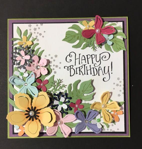 Birthday Card by Maureen Albert (Arizona) More