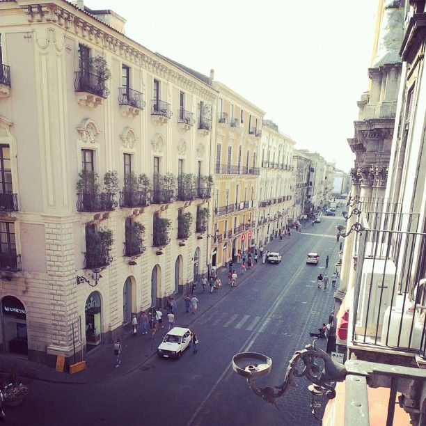 Via etnea - Catania 2013