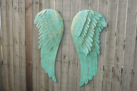Best 20 Shabby Chic Wall Decor Ideas On Pinterest: Best 20+ Angel Wings Wall Decor Ideas On Pinterest