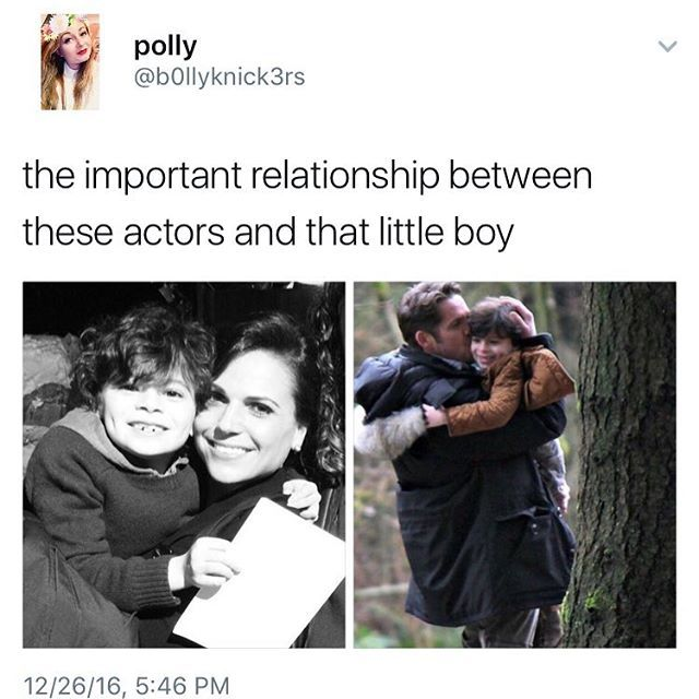 They really found the perfect little family when they cast these actors.