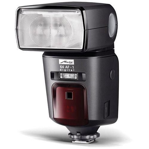 Metz Mecablitz 64 AF-1 is a New Compact and Powerful TTL Flash
