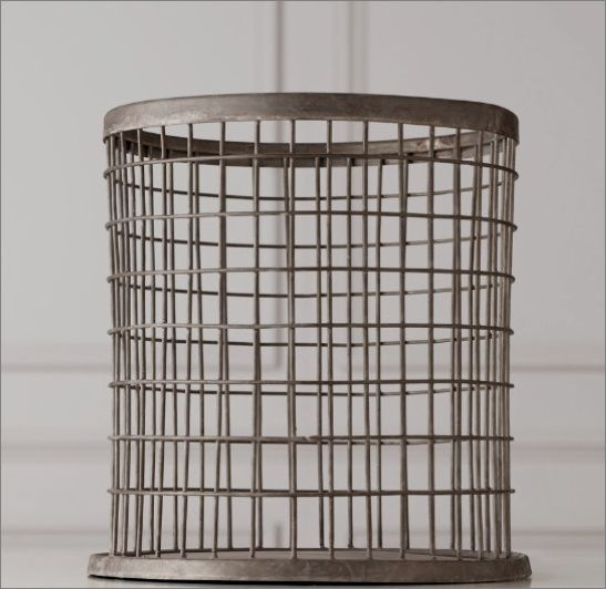 Industrial Desk Accessories Trash Can - http://officedesksbuy.com/industrial-desk-accessories-trash-can.html