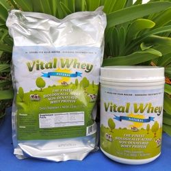 Pure Whey Protein Powder  whey is a precursor to glutathione production /// lactoferrin http://livingfullynourished.com/news/en/2014/12/18/0002/baby039s-colic-and-crying