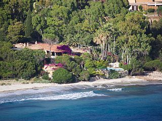 Rare outstanding beachfront position, private pool, delightful meals   Holiday Rental in Torre delle Stelle from @HomeAwayUK #holiday #rental #travel #homeaway
