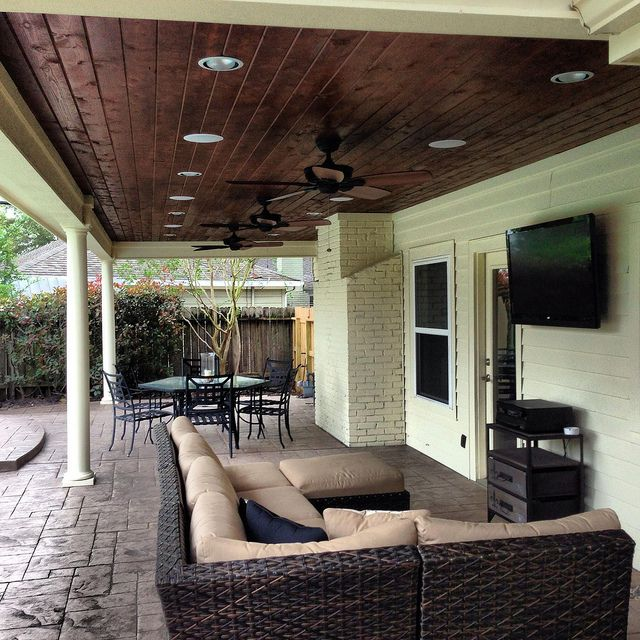 23 best outdoor living room ideas images on pinterest