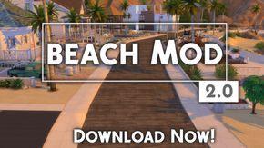 The Sims 4 Beach Mod 2.0 - Imgur