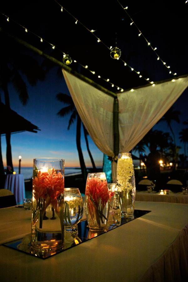 A memorable sunset! #wedding