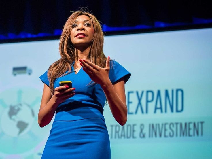 Dambisa Moyo: Is China the new idol for emerging economies? via TED