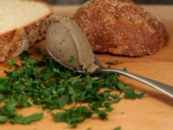 Pate de linte verde