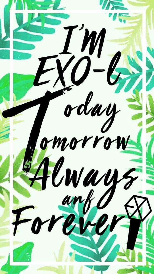 EXO ❤️ EXO'L ❤️ Wallpaper