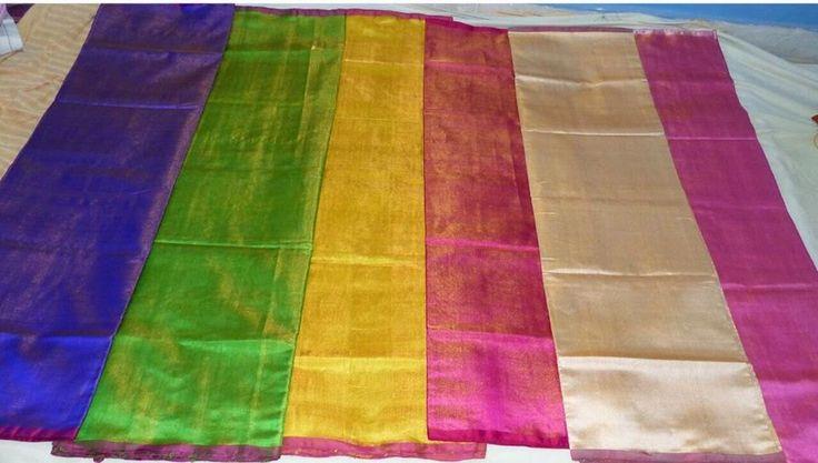 Uppada tissue sarees new collections   Elegant Fashion Wear