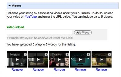 """""""Video in Your Google Places Listing: The SEO Boosts that You Need to Reach the Local Demographic!"""""""