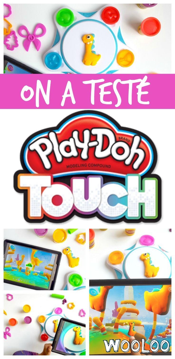 On a eu beaucoup de plaisir a tester notre nouveau studio animé Play-Doh Touch. Voyez-le par vous même! #playdoh #fun #kidsactivities #playdohtouch #ad