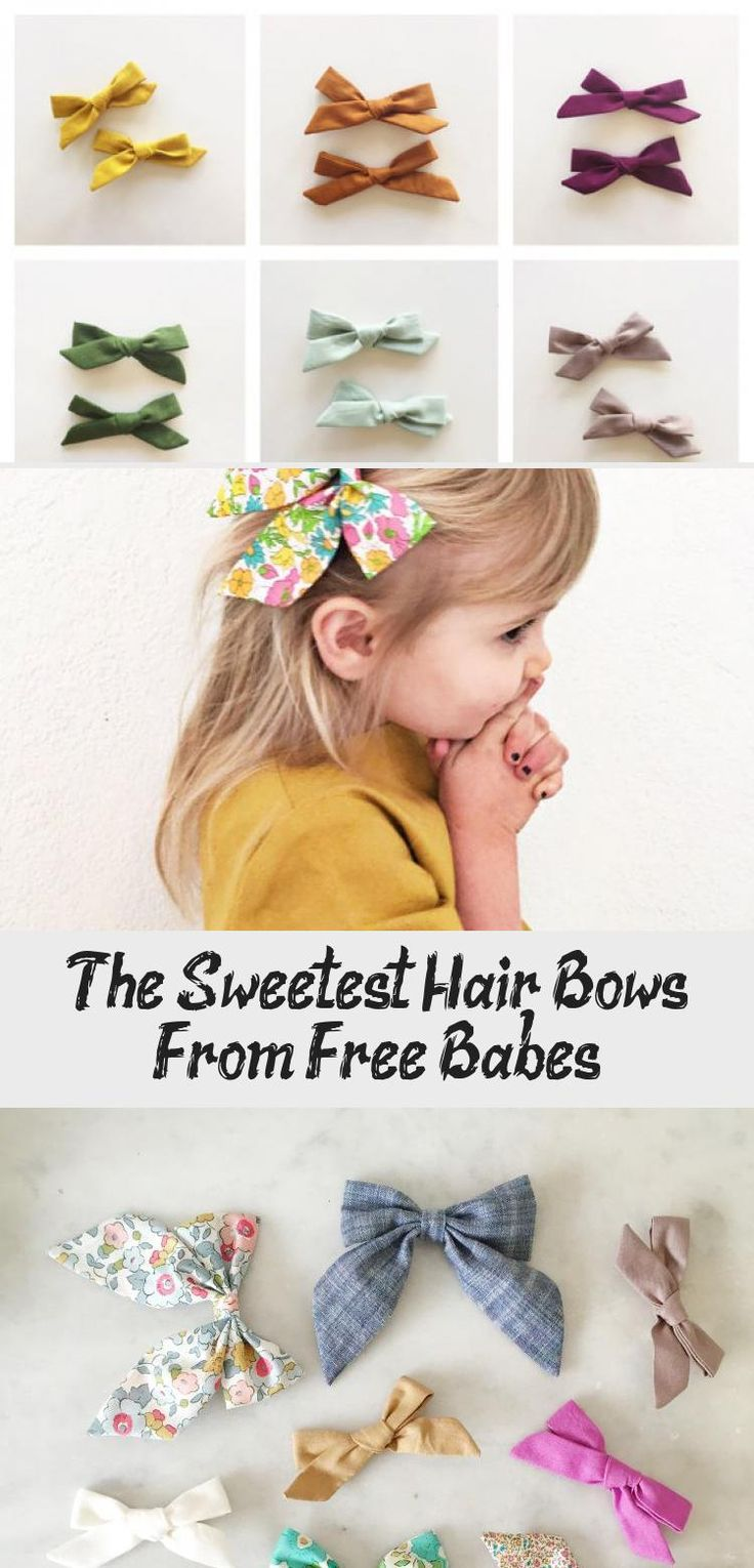 Click to shop handcrafted hair bows by Wunderkin Co. The perfect hair bow to embolden your baby, toddler or little girl and her free spirited style. Handmade by moms in the USA and guaranteed for life. #babyhairstylesCornrows #babyhairstylesWithBows #babyhairstylesMohawk #babyhairstylesBob #babyhairstylesForWedding