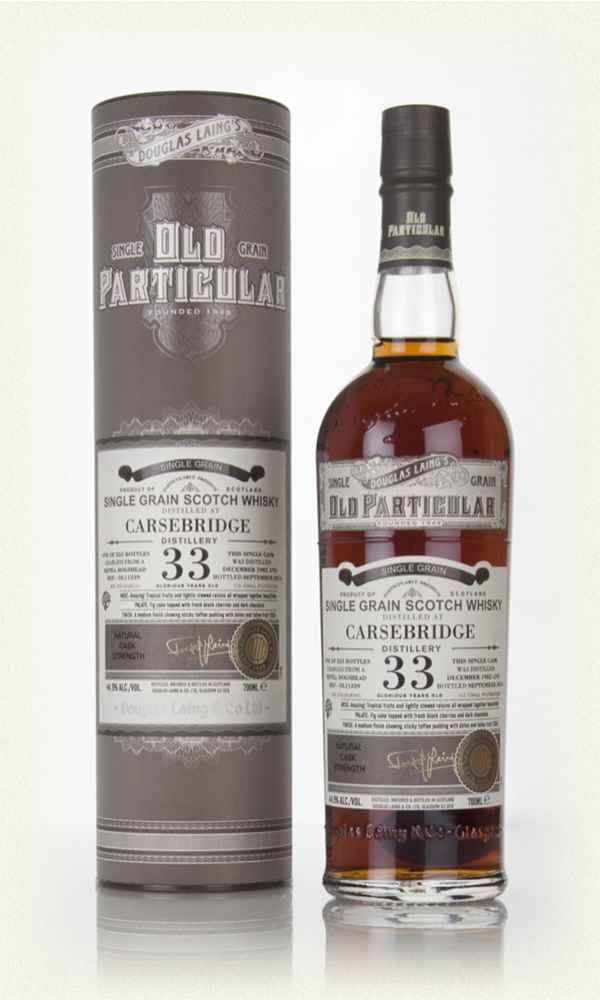 Review #140: Carsebridge 33 1982 Old Particular http://ift.tt/2BiHtpv
