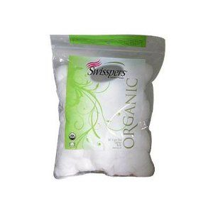 Swisspers Organic Triple Size Cotton Balls — 80 Balls - See more at: http://supremehealthydiets.com/category/beauty/tools-accessories/cotton-swabs/#sthash.tpq9mD5f.dpuf