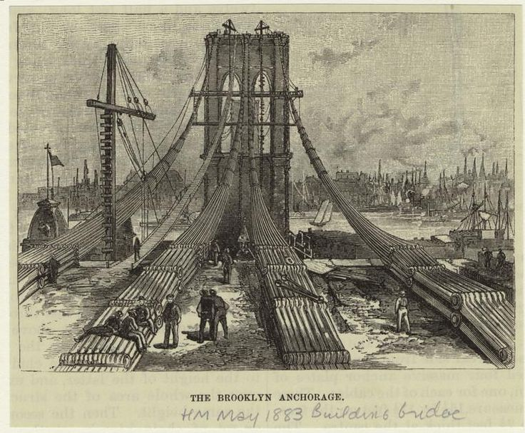 This Day In History: May 24, 1883: Brooklyn Bridge opens