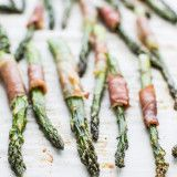 Prosciutto Wrapped Asparagus | Culinary Hill