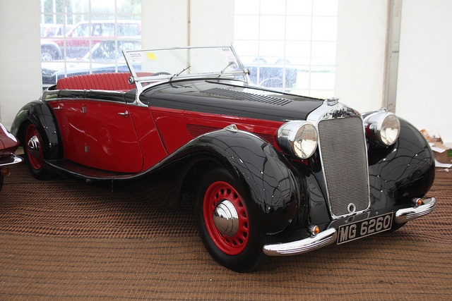 1938 Delage D6-70 Tourer MG6260,...  Like, repin, share, Thanks!