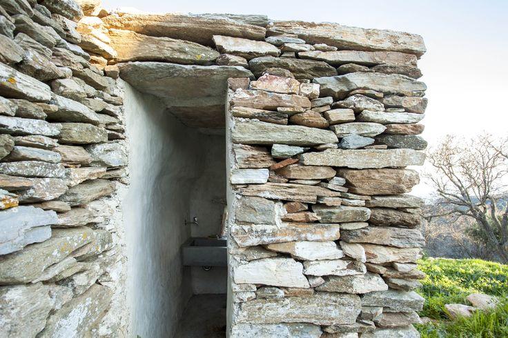 External wc.