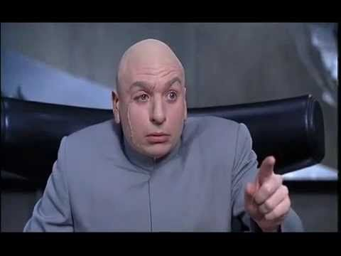 25 great dr evil quotes - YouTube